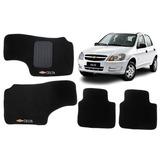 Jogo Tapete Carpete Chevrolet Celta 4 Peças Todos Os Anos