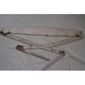 Cinturon Seda Dama Vestido Ropa Cintura Bandana Pelo Cabello