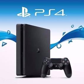 Playstation 4 Ps4 500gb Slim Frete Grátis Parcela Sem Juros