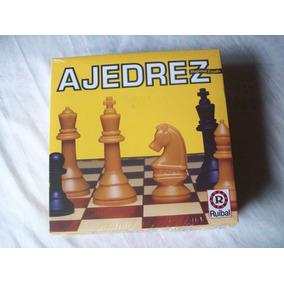 Juego De Ajedrez - Magistral Estudio - Ruibal - En Empaque