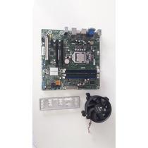 Kit Mb Pos-piq77cl+processador Intel Core I5 3ªg+4gb Ddr3