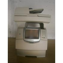 Excelente Impresora Multifuncional Lexmark X646e