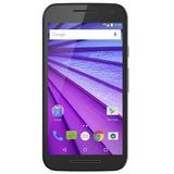 Celular Motorola Moto G 3ra Generacion Negro Libre - Sensei
