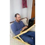 Mesa Portatil Para Cama Y Sillon Laptop Descanso Leer