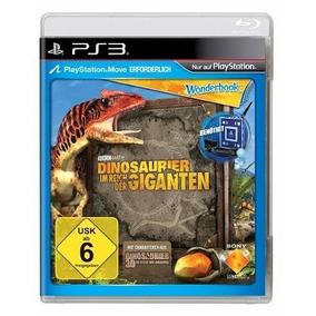 Jogo Ps3 Dinosarer Giganten Lacrado Original Com Nfe