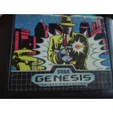 Dick Tracy Sega Génesis
