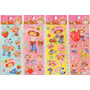 20 Planchas De Stickers After High Don Gato Frutillitas