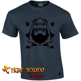 Playera Dibujos Animados Skelletor By Tigre Texano Design