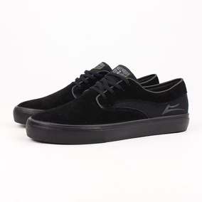 Zapatillas Skate Riley Hawk Negras Lakai