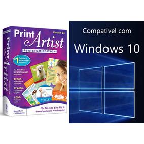 Print Artist Platinum 24 Para Windows + Brinde