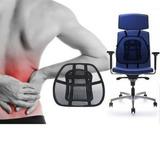 Encosto Lomba Carro Cadeira Apoio Suporte Corretor Postura