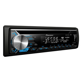 Autoestereo Cd Usb Bluetooth Pioneer Deh-x3950bt Cuotas S/in