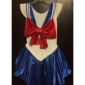 Disfraz Sailor Moon Serena Cosplay Anime Usagi Grande Amyglo