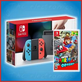 Nintendo Switch Neon + Juego A Escoger   Promocion $8699!