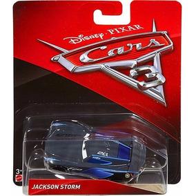 Cars 3 Mattel Jackson Storm Blister Cerrado 100% Original