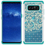 Note 8 Case, Galaxy Note 8 Case, Magicsky [shock Absorption]