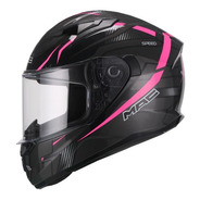 Casco Integral Mac Speed Riot Graficas Nuevas Moto Delta Cts