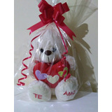 San Valentín Oso De Peluche Con Sonido