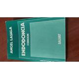Libro Endodoncia Angel Lasala 3era Edición (odontología)