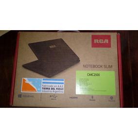 Notebook Rca C44c2500-2gb-hd 500gb Nueva.