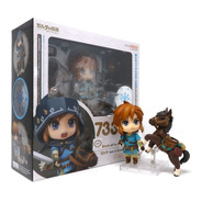 Figura Link Zelda Botw - Nendoroid 733 Dx - Alter