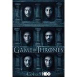 Temporadas Completas De Game Of Thrones (juego De Tronos)