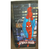 Bolsita Bolsa Papel Souvenir Spider Man Hombre Araña X 10u