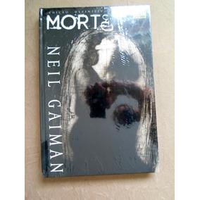 Morte Edição Definitiva Neil Gaiman Panini Vertigo