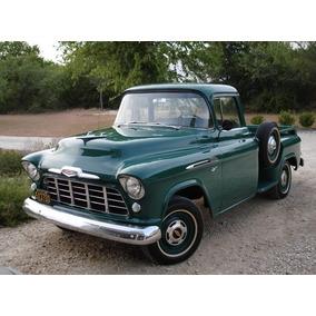 Micas Cuartos Delanteros Chevrolet Pick Up 55 56 57 Troca