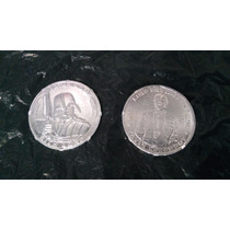 Star Wars Monedas De Aniversario