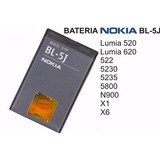 Bateria Nokia Bl-5j Asha Lumia C3 200 N900 520 526 Oferta!!