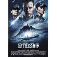 Poster Original Cine Battleship - Batalla Naval