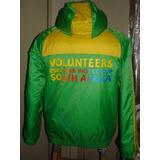 Campera Voluntario Mundial Sudáfrica 2010 Selección Argentin
