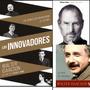 Los Innovadores Isaacson Steve Jobs Einstein 3x1 Apple