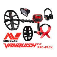Detector De Metal Vanquish 540 Pro Pack Minelab