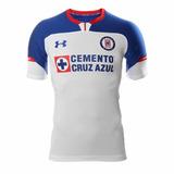 Jersey Cruz Azul Blanco 2018-2019