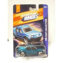 Adventure Wheels Camioneta Ford Explorer Sport Trac Azul