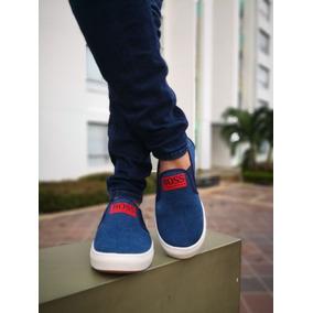 Zapatos Tela Hugo Boss De Caballero , 38 A La 43