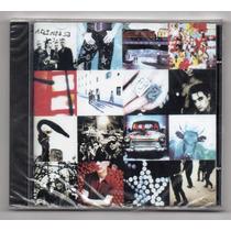 U2 - Achtung Baby Cd Lacrado