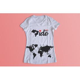 Camisetas Prontos Para O Ide - Femininas