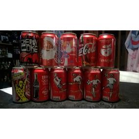 Latas Surtidas Coca Cola Entrego Ya!!!!!!!!!!!!!!!!!!!!!!!!!
