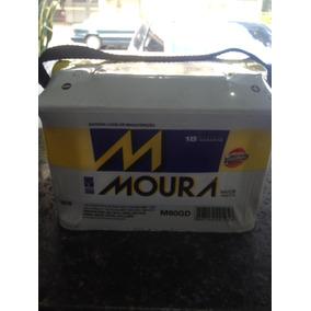 Bateria Moura 60 Amperes Positivo Direito