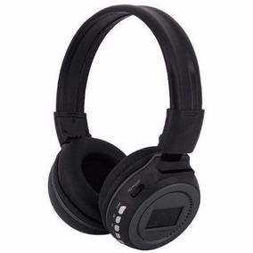 Fone Ouvido S/fio Headphone Bq169,mp3 Entrada Cartão Memória
