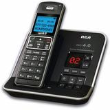 Teléfono Inalambrico Rca 2112 Contestador Lcd Identificador