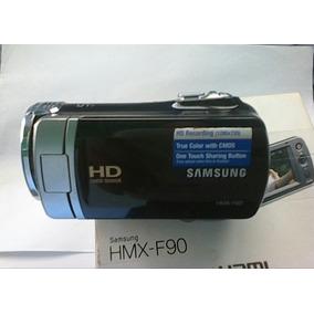 Videocamara Filmadora Samsung F90 Nueva