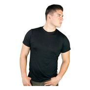 Playera Para Hombre De Cuello Redondo Slim Fit