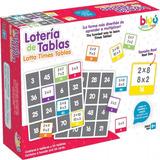 Lotería De Tablas - Envío Gratis