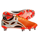 Botines Rugby Gilbert Evo Mk2 Tapones Metal Intercambiables!