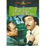 Dvd A Nova Transa Da Pantera Cor De Rosa - Original - Novo