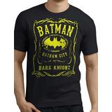 Remera Batman Dc Comic Superman Estampada